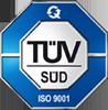 PGW Tüv Süd ISO 9001
